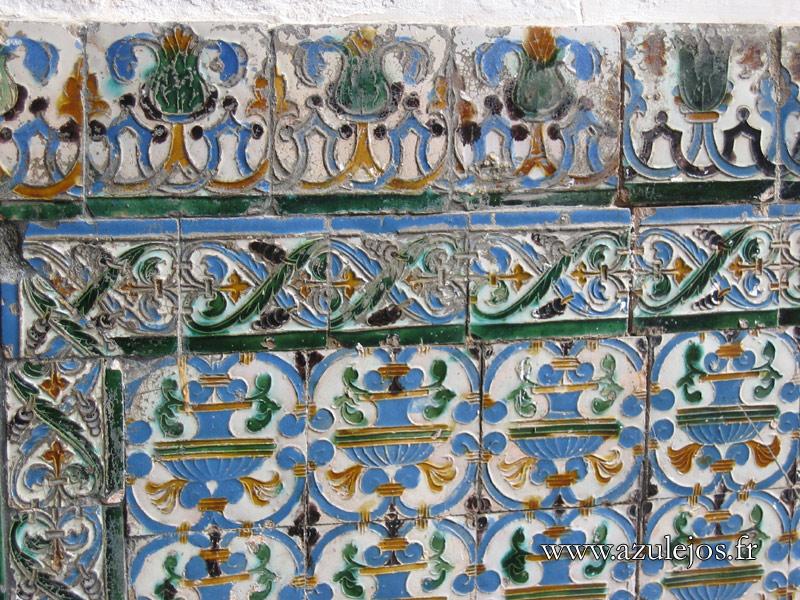 Azulejos espagnol