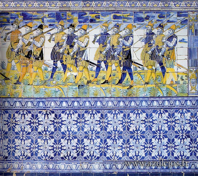 azulejos gallery and history of handmade portuguese and