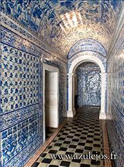 Piastrelle Della Cupola Della Capella Del Santo Spirito, Alenquer, Fine Del  Seicento, (Portogallo)